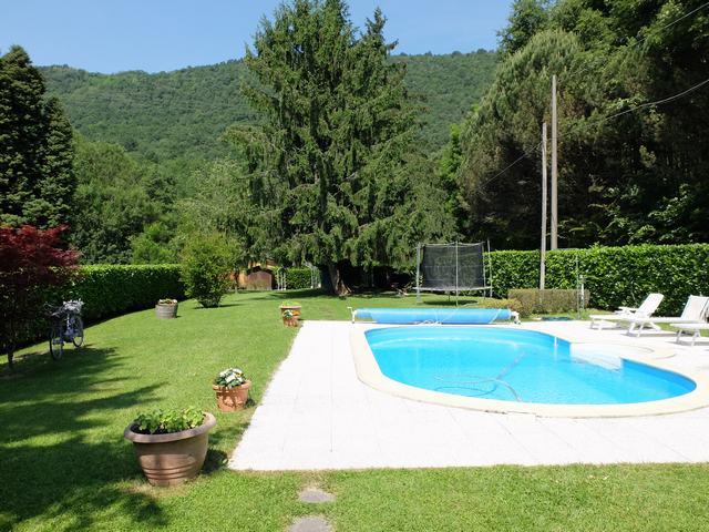 Alzano lombardo villa singola nese - Alzano lombardo piscina ...